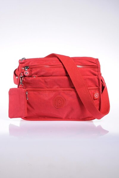 Smb1128-0019 Kırmızı Kadın Çapraz Çanta