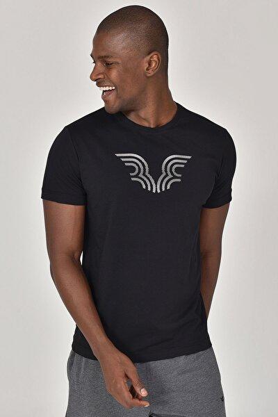 Siyah Erkek T-shirt  GS-8814