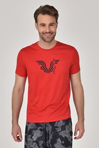 Kırmızı Erkek T-shirt  GS-8800