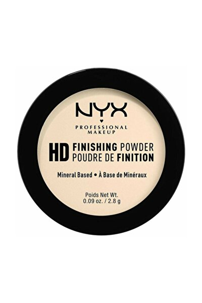 Mini Pudra - High Definition Finishing Powder Mini