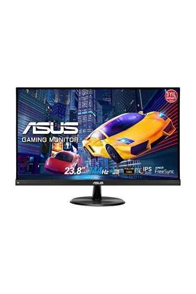 "VP249QGR 23.8"" Full HD IPS Çerçevesiz 1MS 144Hz Adaptive-Sync (FreeSync)"