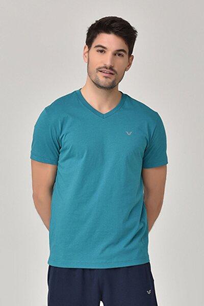 Mavi Erkek T-Shirt GS-8898