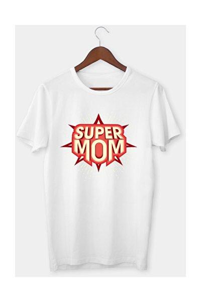 Süper Mom Anne Tişört