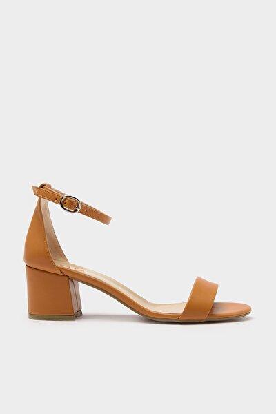 Hardal Kadın Sandalet 01SAY212090A350