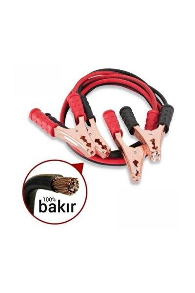 Akü Takviye Kablosu 1500 Amper Güçlü, Kalın Kablo Ve Hızlı Şarj !