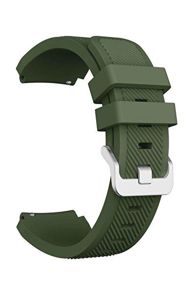 Huawei Watch Gt Gt2 Kordon Kayış Akıllı Saat Kordonu 46mm Yeşil