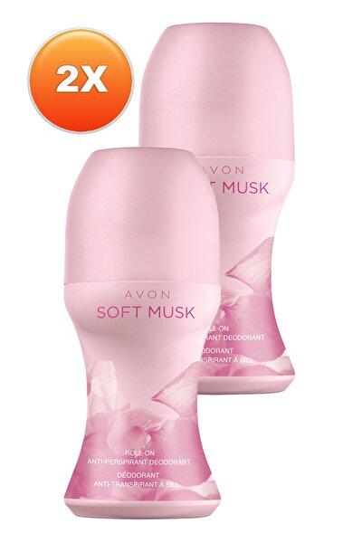 Soft Musk Kadın Rollon 50 ml 2'li Set 5050000106054