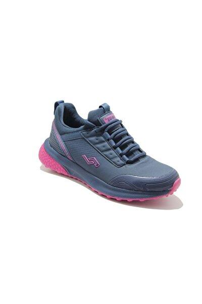 Kadın Lacivert Sneaker Ayakkabı 25750