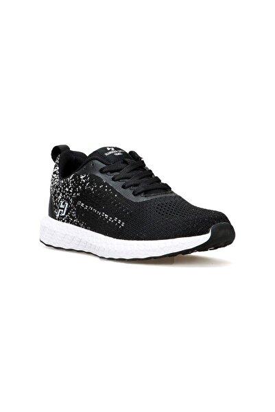 Tina Siyah Kadın Spor Ayakkabı Yürüyüş Ayakkabısı 101 20045-z
