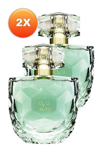 Eve Truth Kadın Parfüm Edp 50 ml 2'li Set 5050000102292