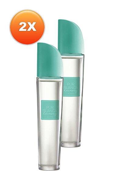 Pur Blanca Harmony Kadın Parfüm Edt 50 ml 2'li Set 5050000102339