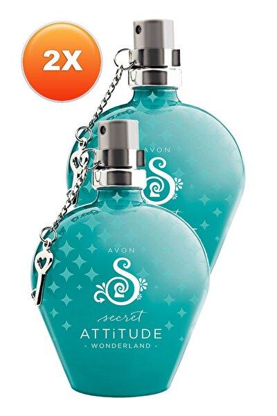 Secret Attitude Wonderland Kadın Parfüm Edt 50 ml 2'li Set 5050000103732