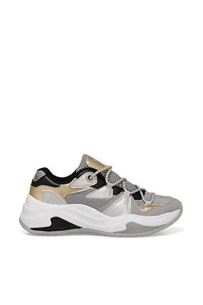 RANDOR Metalik Gri Kadın Sneaker Ayakkabı 100524816