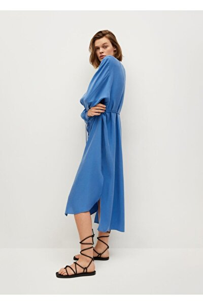 Oversize Modal Elbise
