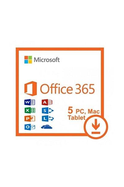 Office 365 – 2016 Pro Plus Edition – 5 Cihaz – 1yıl