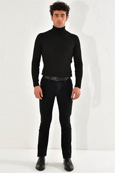 053 Slim Fit Siyah Jean Pantolon