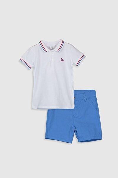 Erkek Bebek Optik Beyaz E5X Bebek Takımları