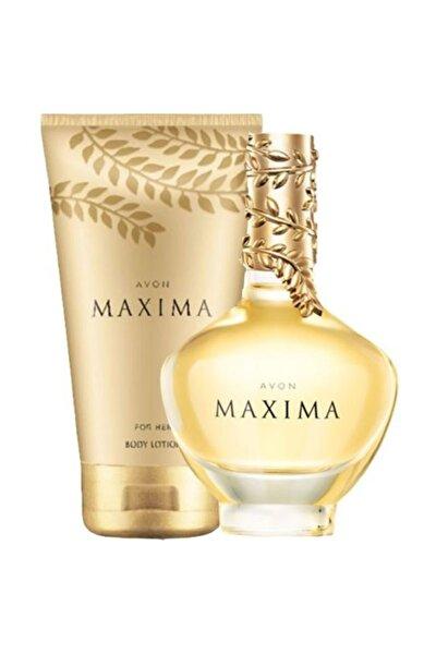 Kadın Maxima Parfüm Ve Vücut Losyonu Seti