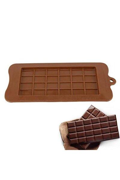 Silikon Tablet Çikolata Kalıbı
