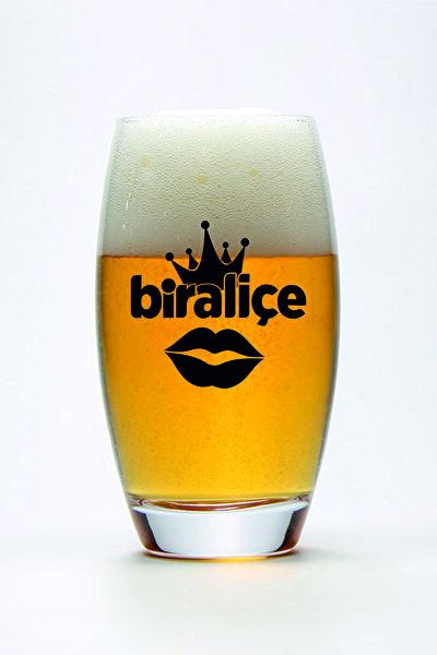 Biraliçe Bira Bardağı