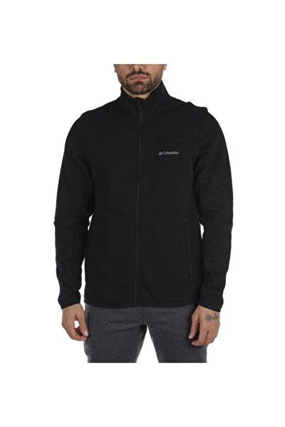 Csc Basic Logo™ Track Top Siyah Erkek Sweatshirt