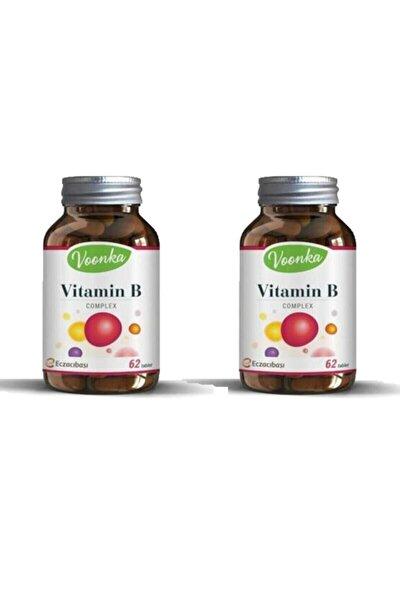 Vitamin B Complex 62 Tablet 2 Adet