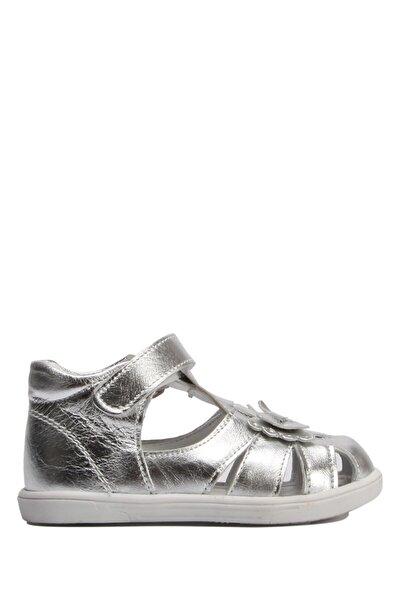 Gv10 -kids Kız Çocuk Deri Ilk Adım Ayakkabısı 18-25
