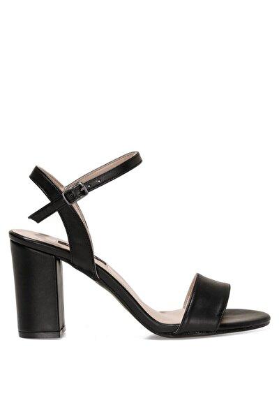 SIMEL 1FX Siyah Kadın Topuklu Ayakkabı 101031064