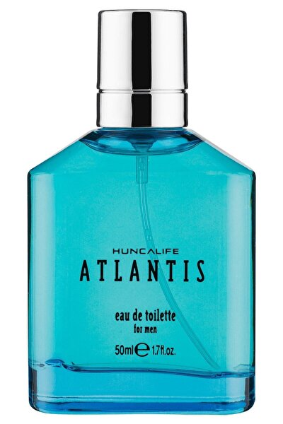 Atlantis Edt 50 Ml Erkek Parfümü 8690973714824