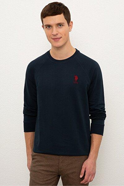 Lacıvert Erkek Sweatshirt