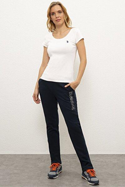 Lacivert Kadın Örme Pantolon