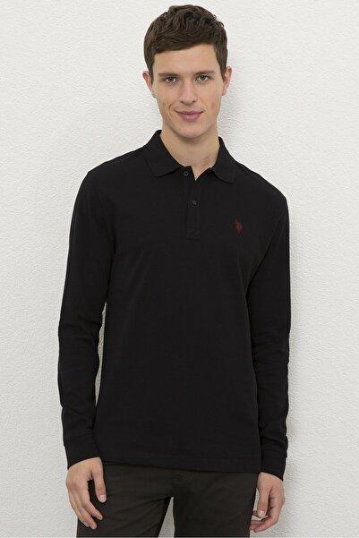 Siyah Erkek Sweatshirt