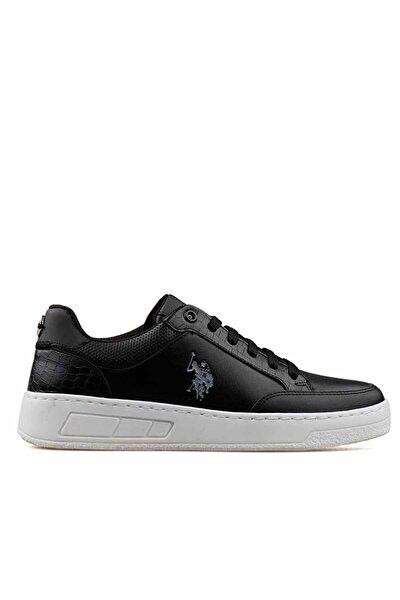 SOLETA 1FX Siyah Kadın Havuz Taban Sneaker 100910756