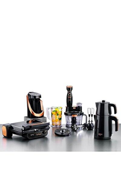 Black Serisi 4 Lü Paket Elektrikli Çeyiz Seti