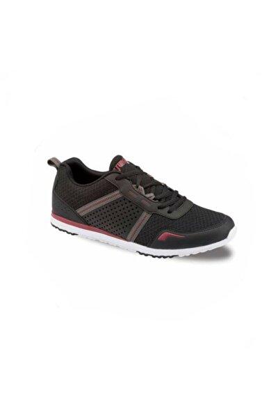 Erkek Siyah Spor Ayakkabı12633