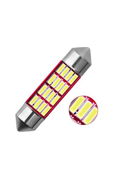 39 mm Sofit Led Canbus Iç Aydınlatma Plaka Tavan Lambası 2 Adet