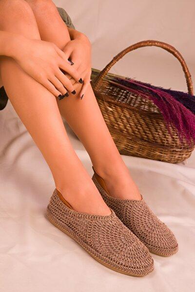 Bakır Kadın Casual Ayakkabı 16218