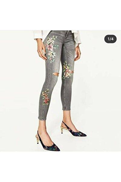 Kadın Yeni Sezon Kot Pantalon