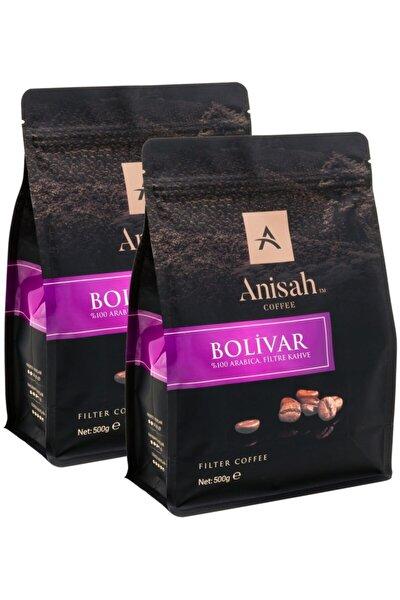 Anisah Bolivar Öğütülmüş Filtre Kahve 2 X 500 gr