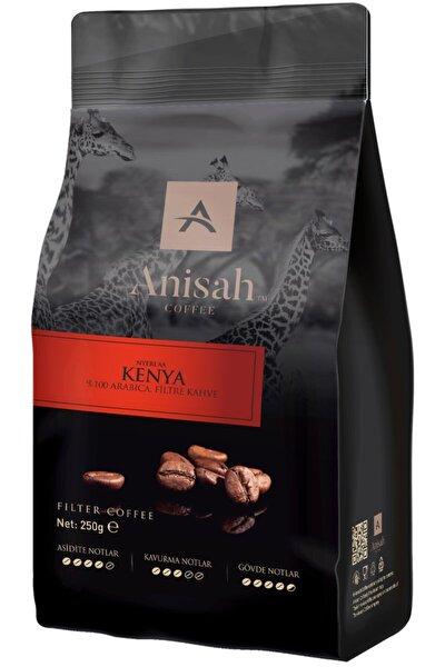Kenya Çekirdek Filtre Kahve 250 gr