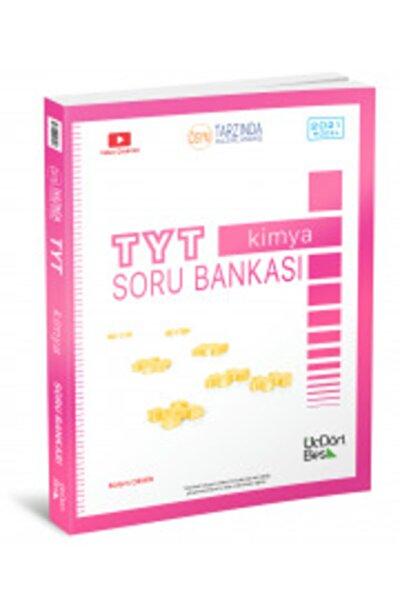 Üçdörtbeş Tyt Kimya Soru Bankası 2021