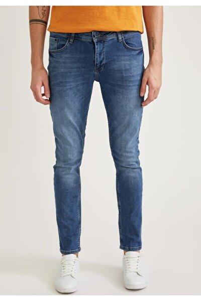 Pedro Slim Fit Normal Bel Dar Paça Jean Pantolon