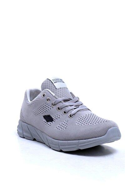 G5437tag Açık Gri Kadın Ayakkabı