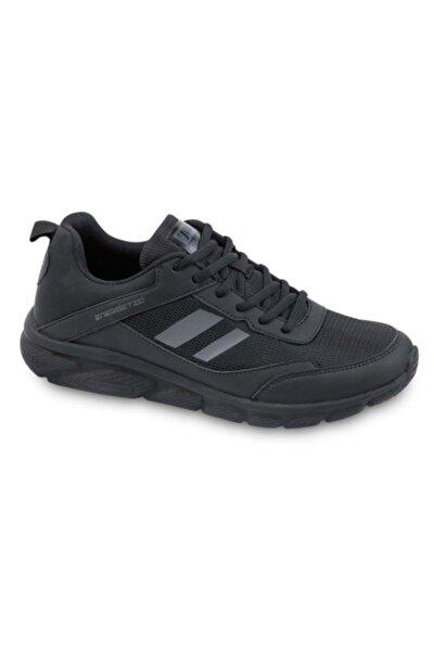 24718 Erkek Spor Ayakkabı - Siyah - 41