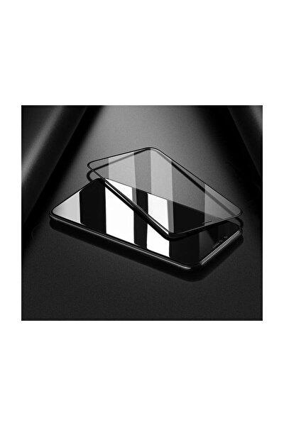 Iphone 11 Uyumlu 3d Komple Kaplayan Kırılmaz Ekran Koruyucu Full Cam