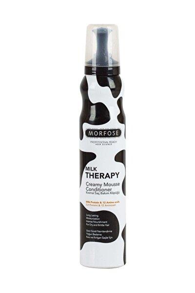 Saç Bakım Köpüğü 200ml Milk Terapy