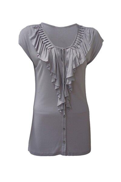 Kadın Füme Tişört - Bga422054