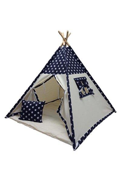 Çocuk Çadırı Devrileyen Toplanmayan Çocuk Oyun Çadırı Kızıldereli Çadırı Oyun Evi