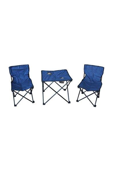 Andoutdoor 2 Sandalye 1 Masa Çanta Set AND200