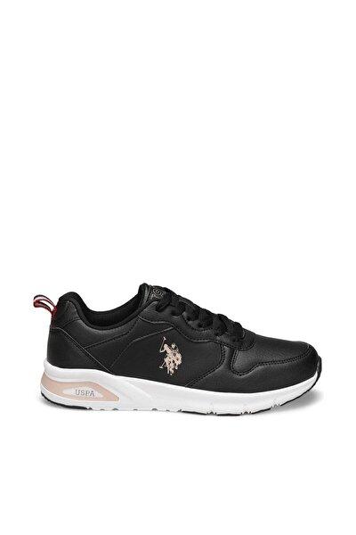 VOYA Siyah Kadın Sneaker Ayakkabı 100489917